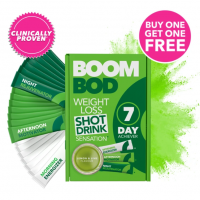 Boombod UK 7 Day Weight Loss - Buy 1 Get 1 Free Offer Lemon Lime